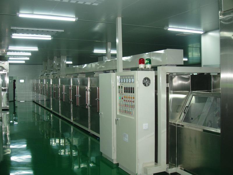 惠州喷漆生成线消音设备