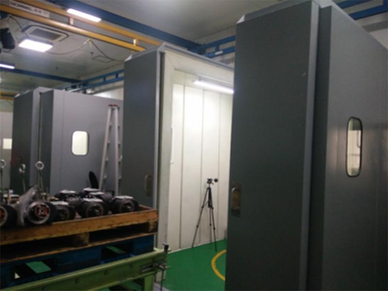 上海精机机电有限公司静音房